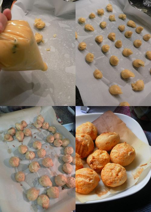 Gougeres-collage 2