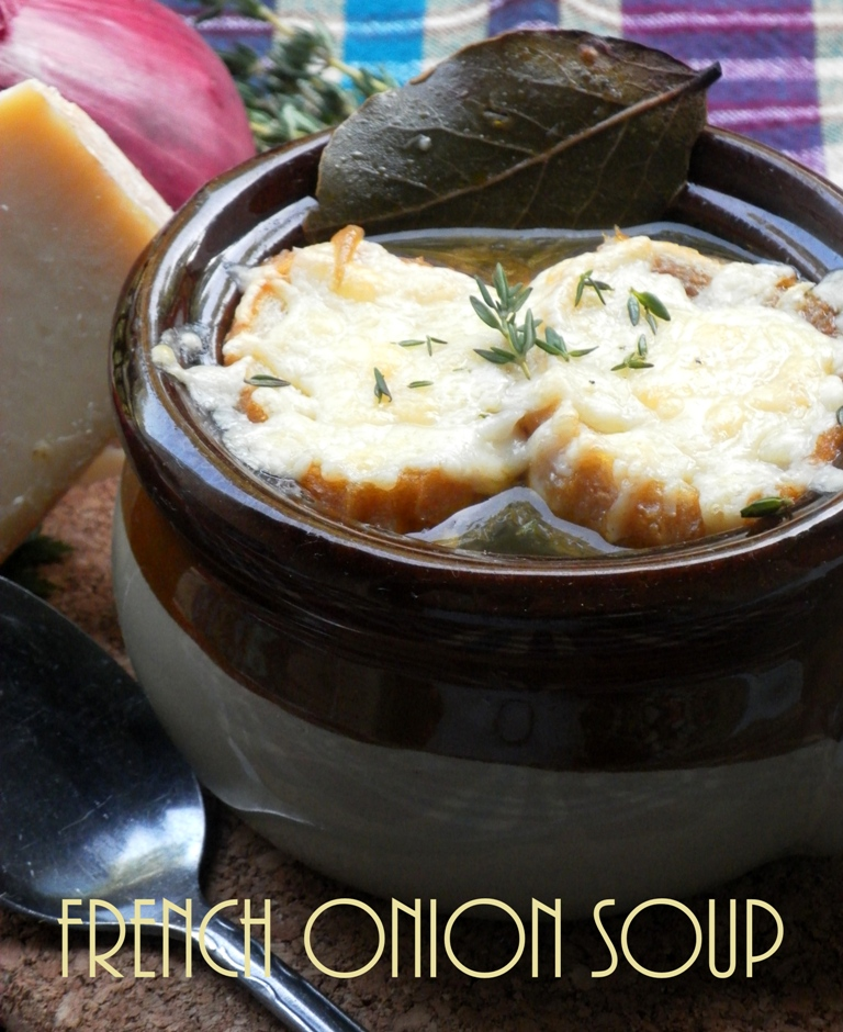 French onion soup- 03
