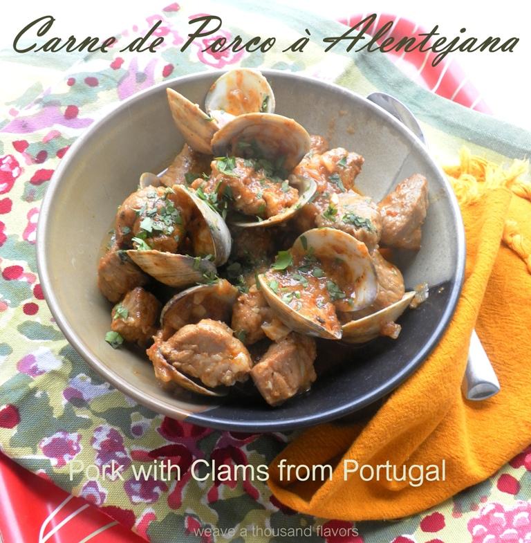 Pork with Clams-01