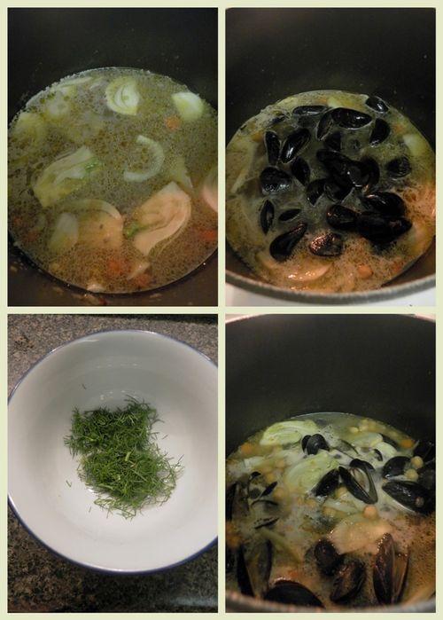 Mediterranean mussel soup-03