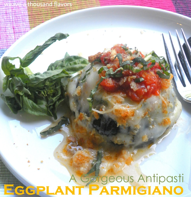 Eggplant Parmigiano -02