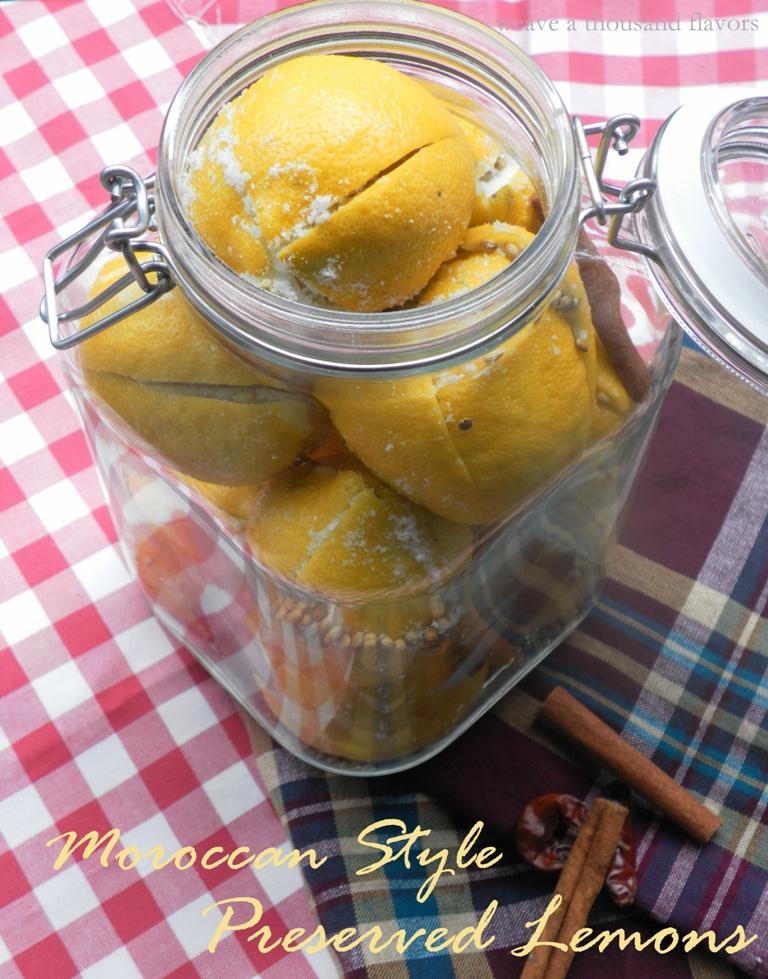 Preserved lemons -3