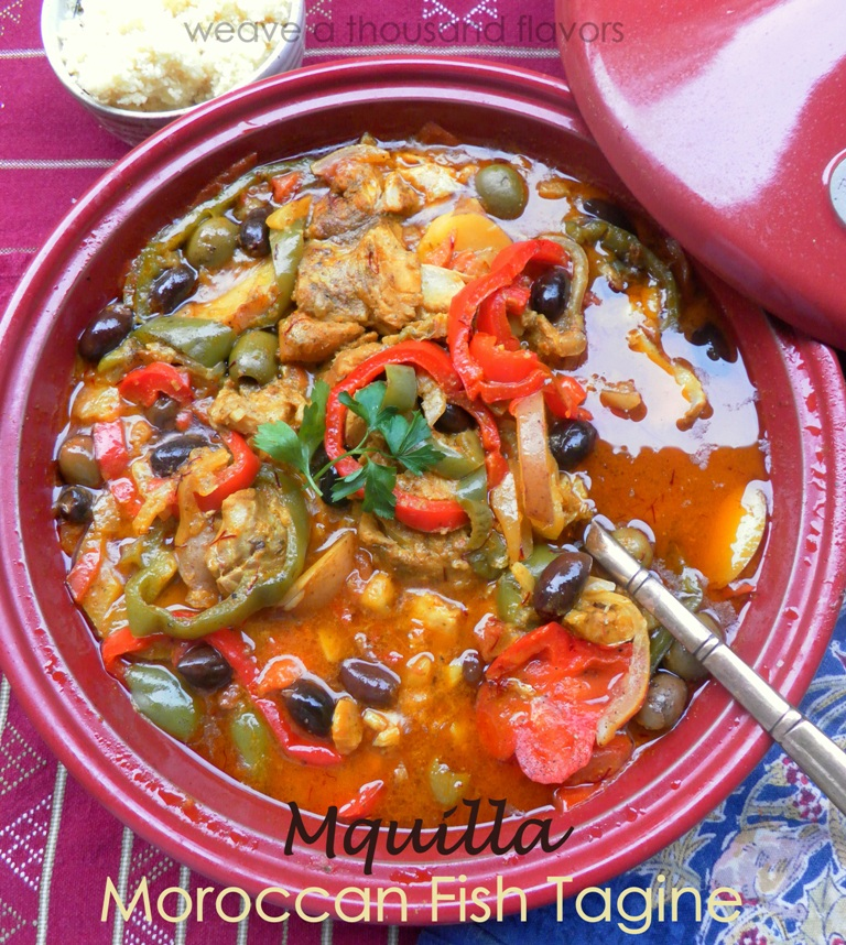 Mquilla moroccan fish tagine with chermoula vegetables weave a mquilla moroccan fish tagine with chermoula vegetables mquilla 01 forumfinder Gallery