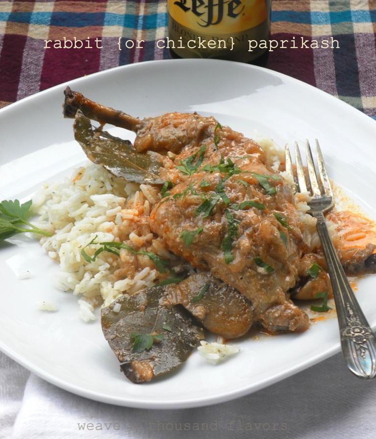 Rabbit chicken paprikash-02