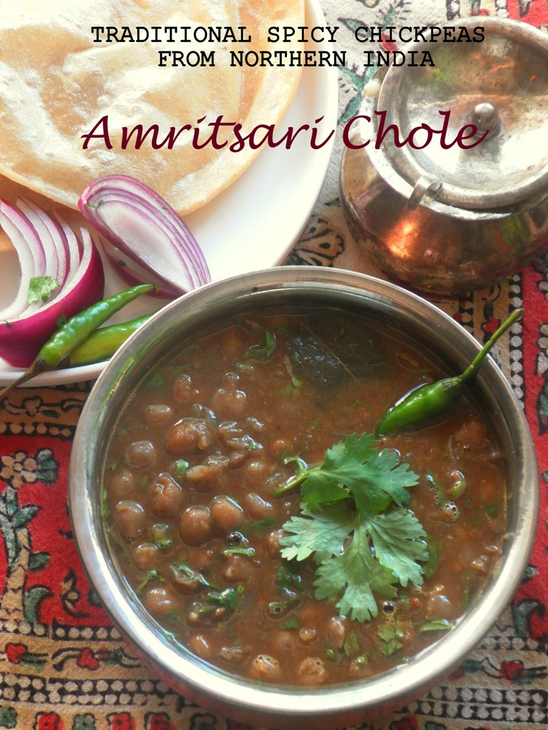 Amritsari Chole 2