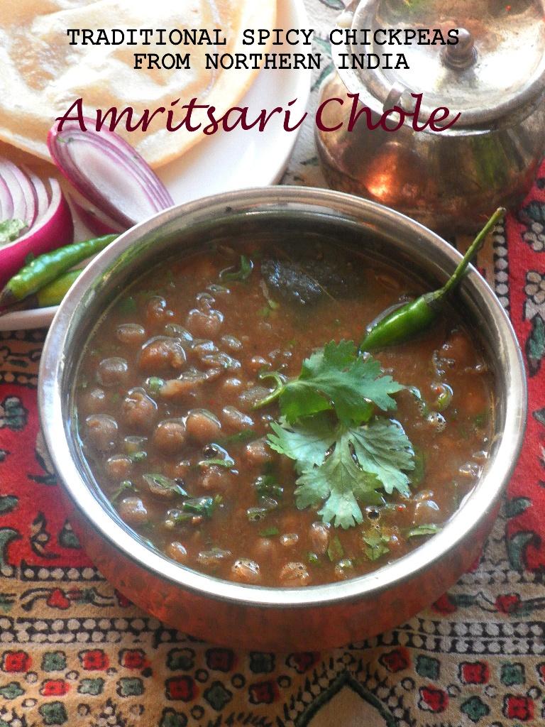 Amritsari Chole 1
