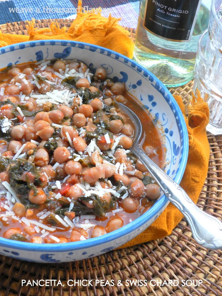 Chickpea Swiss chard soup-02