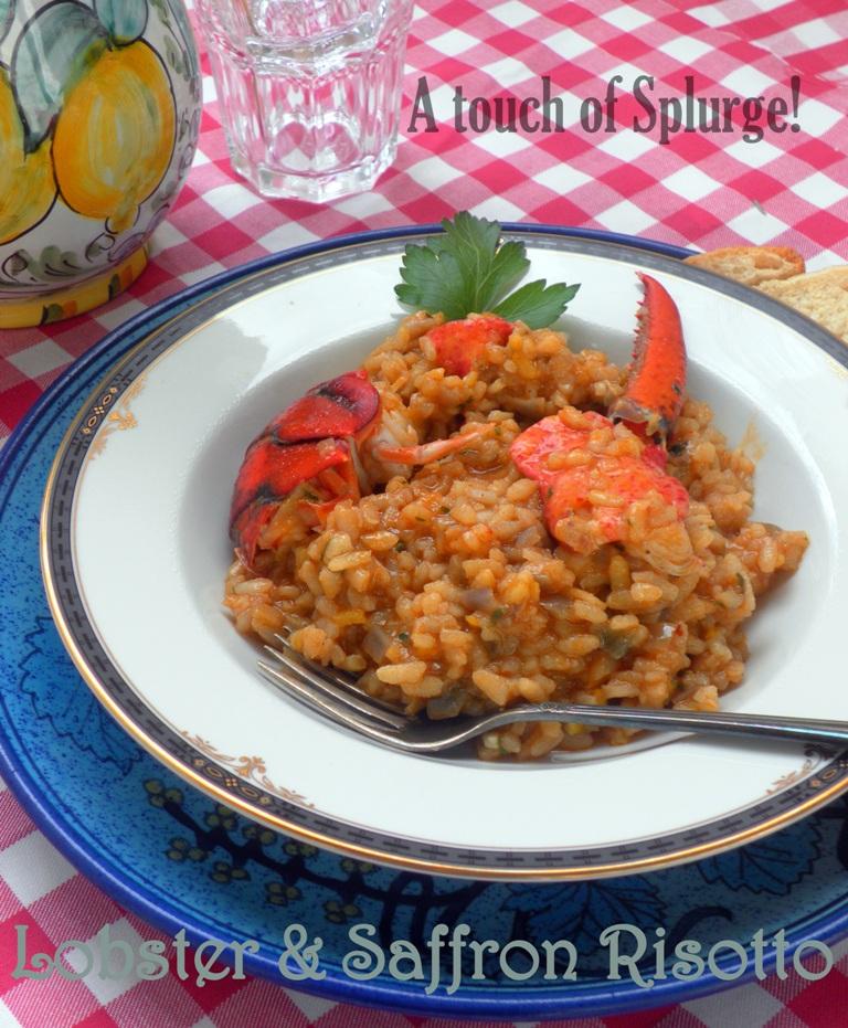 Lobster saffron risotto-01