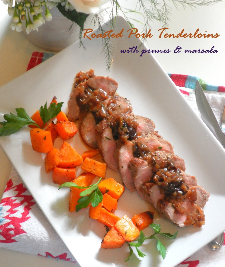 Pork tenderloin marsala prunes-02