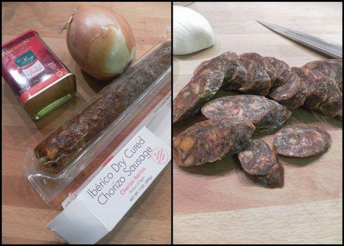 Chorizo en sidra-collage1