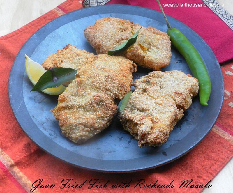 Goan fried fish Recheado-02