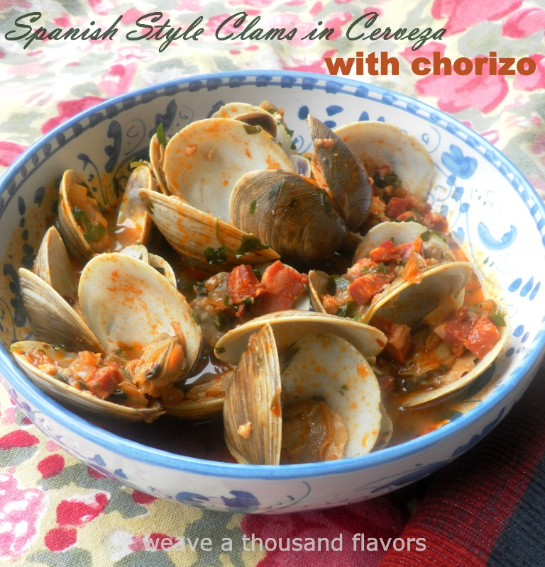 Clams with chorizo-02