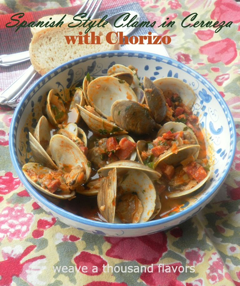 Clams with chorizo-01
