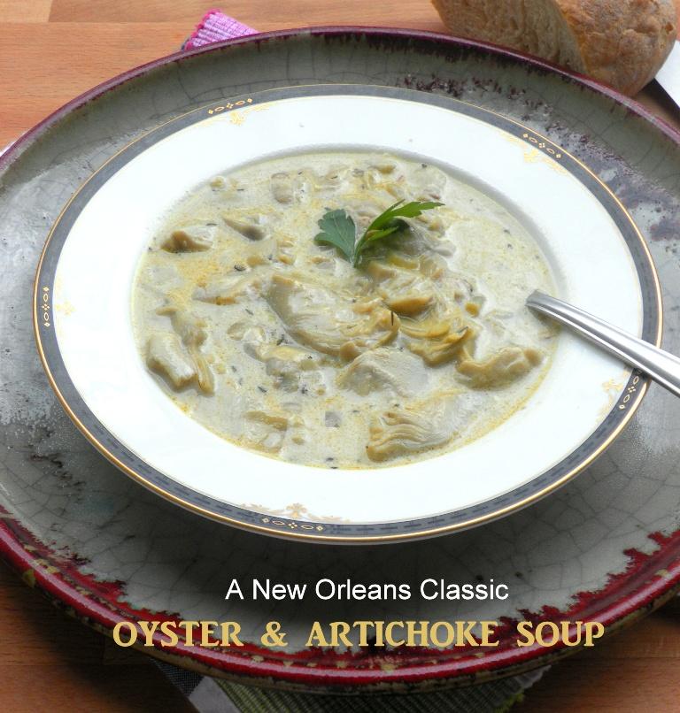 Oyster artichoke soup-02