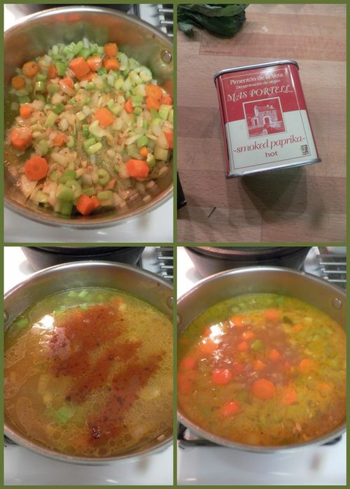 Tomato basil soup-collage2