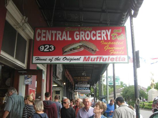 Central-grocery-company