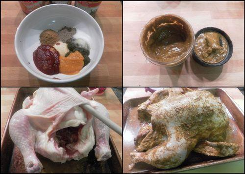 Peruvian roast chicken-collage2