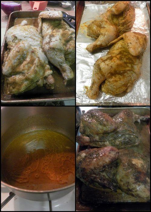 Peruvian roast chicken-collage3
