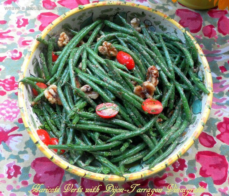 Green beans dijon vinaigrette-01