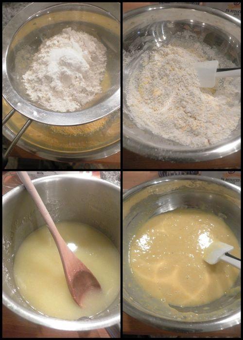 Lemon cake - collage2