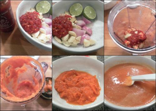 Hainanese Chicken Garlic Sauce-collage1 (1280x914)