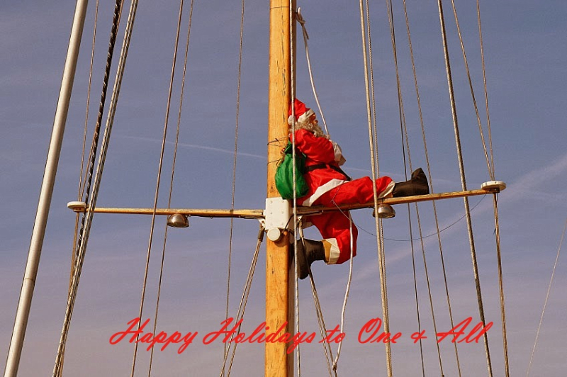 Sailing-Santa-Blog