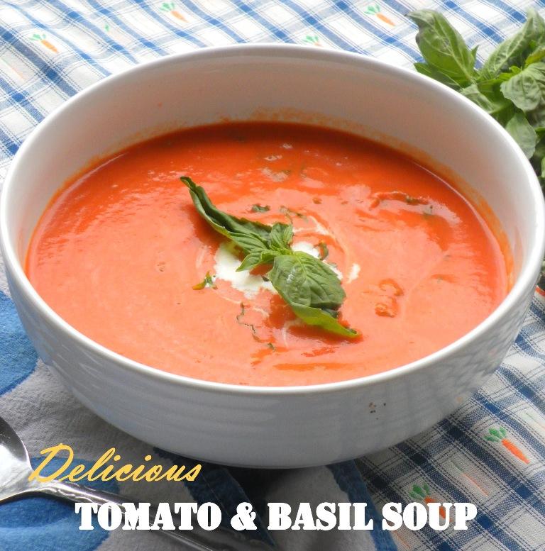 Tomato basil soup-2