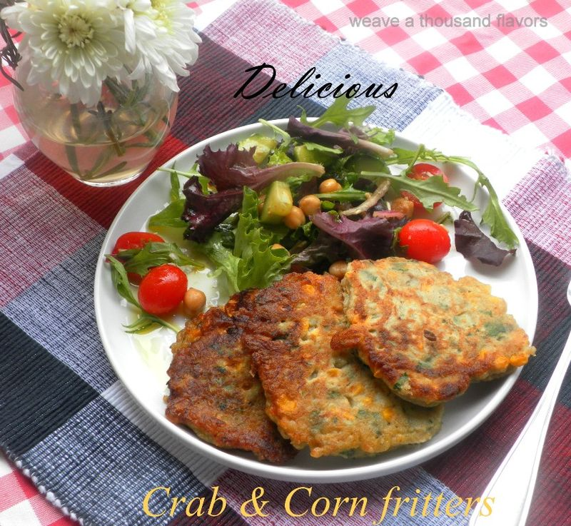 Corn crab fritters-02
