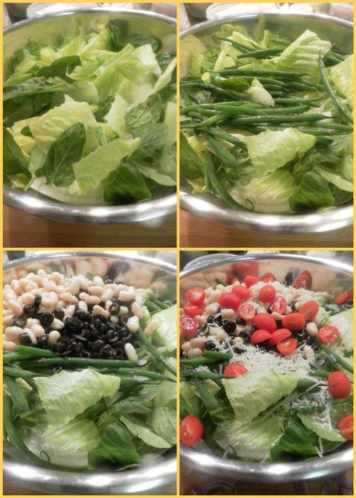 Tuscan summer salad-collage2