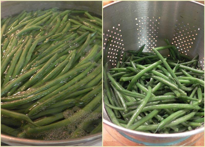 Green beans dijon vinaigrette-collage1