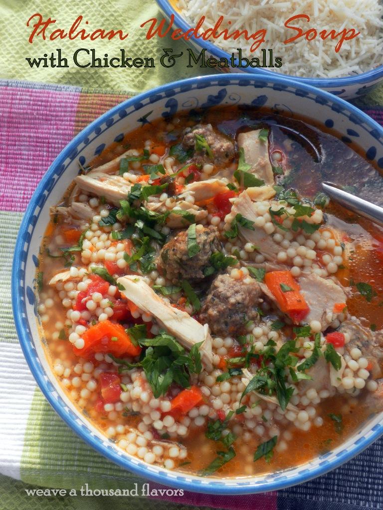 Italian wedding soup - 01