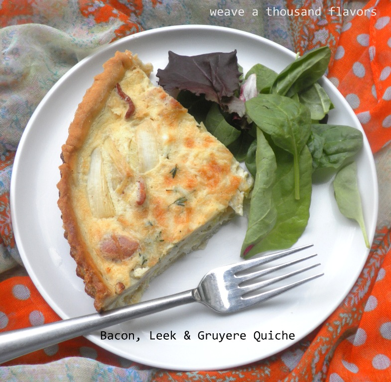 Bacon Leek quiche-03